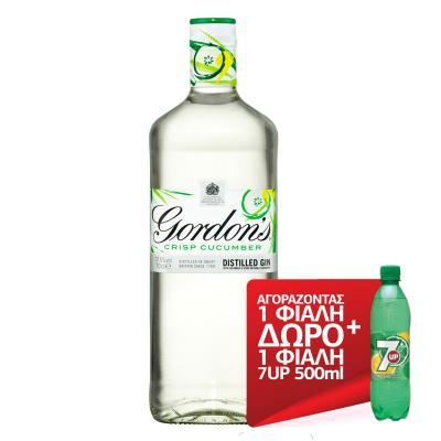 GORDON'S CRIPS CUCUMBER 700ml